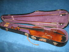 Antique Antonius Stradivarius Cremonenfis Faciebat Anno 1737 VIOLIN, 2 BOWS,CASE