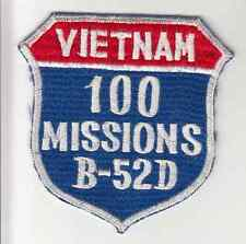 Wartime Japanese 100 Missions B-52 Patch / Aviation Insignia