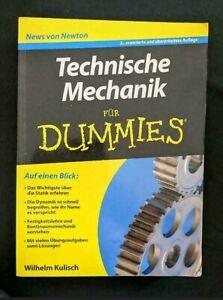 Technische Mechanik für Dummies