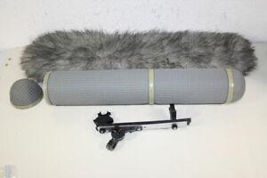 RYCOTE Windkorb + Windjammer Mikro-Halterung f.z.B. MKH 816 Mikrofon, gebraucht