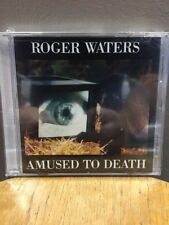 Roger Waters - Amused to Death (CD, Sep-1992, BMG) NEW!!