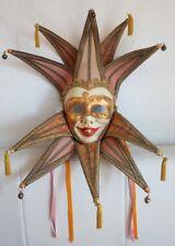 Venezianische Maske In Venedig Handgemacht / Handarbeit. Venice Mask Handmade