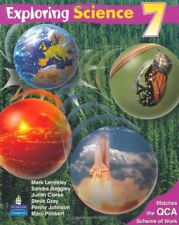Exploring Science: Year 7: Pupils Book: QCA Edition: Pupils Book Year 7,Mark Le