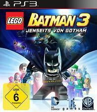 Lego Batman 3 - Jenseits von Gotham playstaion 2 ps3