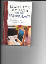 Light For My Path for the Workplace book Selections from the Bible 2005