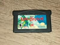 Lilo & Stitch Nintendo Game Boy Advance GBA Tested Authentic