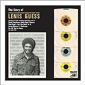 """LENIS GUESS  """"THE STORY OF and SIR GUY, RAW SOUL, SHIRLEY JOHNSON, PAGE ONE +""""."""