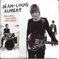 CD CARTONNE CARDSLEEVE 2 TITRES JEAN - LOUIS AUBERT DE 2002 NEUF SCELLE