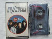 CASSETTE BUZZCOCKS LOVE BITES ex+