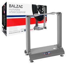 Equilibratrice Gomme MOTO Bilanciatrice BALZAC Struttura in acciaio