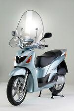 Fabbri 1925/A Parabrezza Trasparente Per Honda SH 125 2001 2002 2003 2004