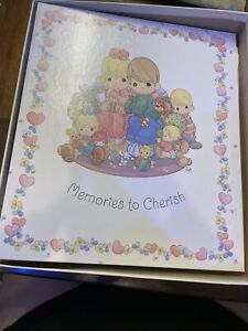 "NEW NIB Hallmark Precious Moments 1998 Photo Album Plus Pack Album Pages 4"" X 6"""