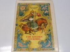 The Golden Cockerel by Pushkin; HC 1969