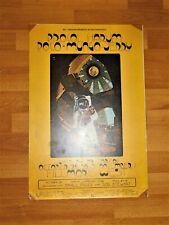1970 Bill Graham Procol Harum Fillmore West Poster David Singer Poco Rod Stewart