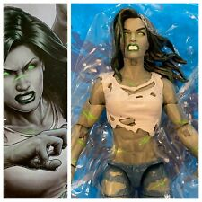 MODERN SHE-HULK Marvel Legends Jennifer Walters No Super Skrull BAF -SHIPS FAST!