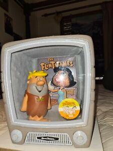 Funkovision Tv Barney And Betty Rare Funko The Flintstones Limited edition 1500