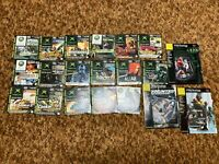 Lot of 20 Tested Video Game DEMO Discs Sony PS2 Microsoft Xbox CONKERS STAR WARS