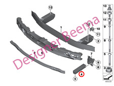BMW 5' Series F07 F10 F11 Bumper Deformation Element Lower (Front Right)
