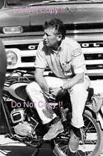 Phil Remington Scarab & Shelby & AAR Engineer Portrait Photograph