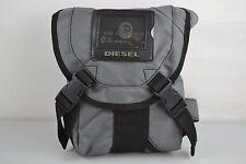 Diesel icônes de jupe sac épaule à bandoulière Cross Sac Bandoulière Gris