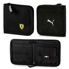 Puma Scuderia Ferrari Fanwear Wallet Card Holder Black 053526 02