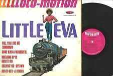"LITTLE EVA~""The LLLLLOCOMOTION""~ U.S.ORIG.1st PRESS~DIMENSION""VG/VG""~LP!!!"