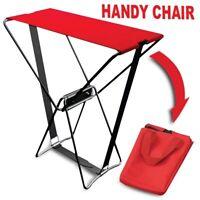 Chaise pliante portable