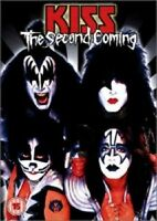 KISS 'THE SECOND COMING' DVD NEW+ !!!!!!!!