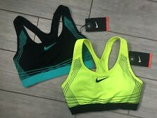 LADIES 2X NEW WITH TAGS NIKE PRO 360 TRAINING SUPPORT BRA, SIZE XS