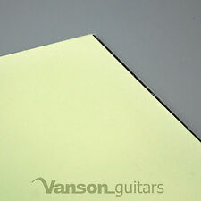NEW Vanson EXTRA LARGE Scratchplate / Pickguard Material for Electric Guitars