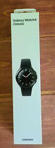 🔥Samsung Galaxy Watch4 Classic, 46MM, Black, Brand New, Sealed Box - IN HAND 🔥