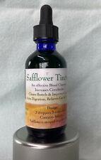 Safflower Tincture ~ Digestion, Heartburn, Jaundice, Gout, Fevers.Sweating. 2 oz