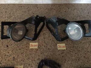 Saturn S Series Fog Light Kit