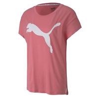 Puma Active Tee Damen Freizeitshirt / T-Shirt Print