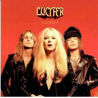 LUCIFER - LUCIFER II (2018) German Doom Heavy Metal CD Jewel Case+FREE GIFT