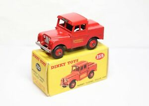 Dinky 255 Mersey Tunnel Police In Its Original Box - Excellent Vintage Original