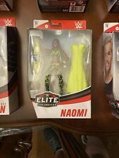 WWE Elite Naomi Series 78 Chase Variant NEW! In Hand! GLOW BELT!