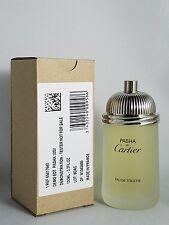 Pasha De Cartier 100Ml 3.3 Eau De Toilette Spray Men Tst Box  As in Pic