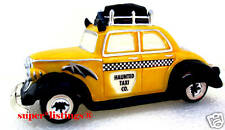 Dept. 56 Haunted Taxi Yellow Cab Halloween Retired 2008 New in Box 53213