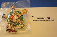 Disney Merry Christmas Ferris Wheel Mickey Mouse & Friends Pin