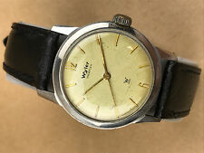 Wyler Incaflex 17 Jewels Vintage 1950s Wrist Watch