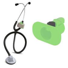 S3 Stethoscope Tape Holder (GREEN) - Littmann, Nursing Scrubs EMS EMT Nurse Gift