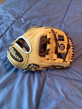 "Brand New WILSON A2000 1786 11.5"" WTA20RB191786 Baseball Glove RHT MLB"