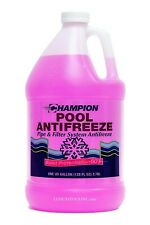 Commercial Grade Swimming Pool Anti-Freeze | -50° Burst Protection, Non-Toxic