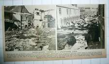 1920 Deathdealing Flood In Louth Lincolnshire Lud Many Casualties