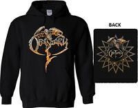 OBITUARY M-L-XL-XXL NEW HOODIE SWEATSHIRT grave deicide cannibal corpse