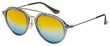 Ray-Ban Gafas de sol RJ 9065S RJ 9065S 7038A7 48 gris | verde degradado con espejos le