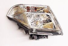ZENON TYPE Headlamp/Headlight RH OS For Nissan Navara D40 2.5TD 5/2005-1/2010