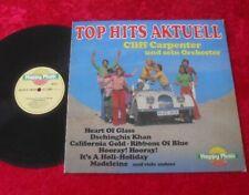 Cliff Carpenter LP Top Hits aktuell TOP ZUSTAND!