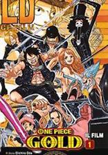 manga ONE PIECE GOLD: IL FILM - ANIME COMICS N. 1 -  nuovo  - star comics